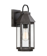 Campbell 1-Light Outdoor in Speckled Black - $109.99