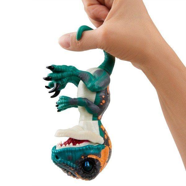Untamed Raptor Dino - Fury (Blue) - By Fingerlings