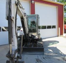 2012 BOBCAT E45 For Sale In Bellingham, Massachusetts 02019 image 5
