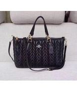 Coach f31460 Ally Quilted Leather Bag - $149.99