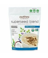 Nutiva Organic Superseed Blend (6X10 OZ) - $61.94