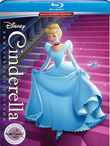 Disney Cinderella Signature Collection [Blu-ray + DVD]