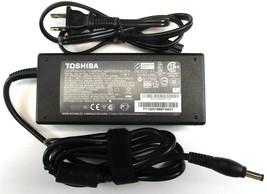 Genuine Toshiba Laptop Charger AC Adapter Power Supply PA3717U-1ACA PA-1... - $24.99