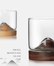 Whiskey glass, small wine glass(Fagus Sylvatica) - $27.00