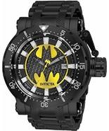 Limited Edition Invicta DC Comics Model 26819 Batman Black Men's Automat... - $494.99