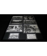 Kennywood Park Pittsburgh Amusement 1970s Framed 16x20 Photo Collage Dis... - $74.44