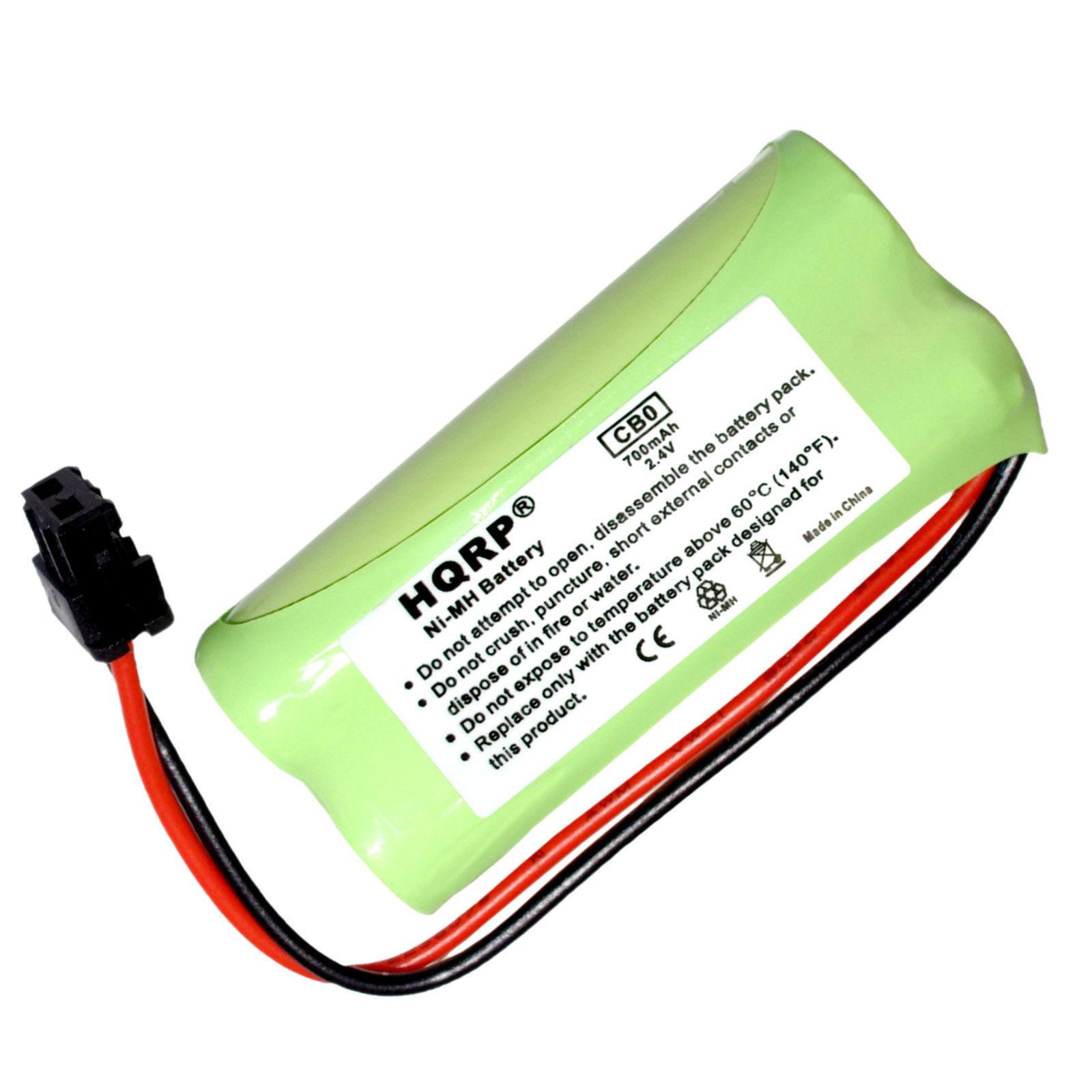 HQRP Phone Battery for Uniden D1780-3BT, D1780-4, D1780-4BT, D1780-8, D1785-3T image 2