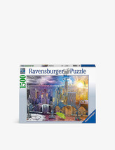 Ravensburger New York in Winter and Summer - Seasons of New York 1500 Pc... - $51.41