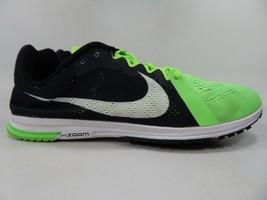 Nike Zoom Streak LT 3 Size 13 M (D) EU 47.5 Men's Running Shoes Slime 819038-013