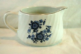 Wedgwood Royal Blue Creamer - $3.46