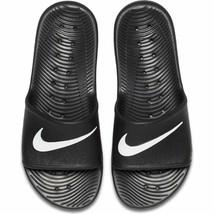 Nike Homme Kawa Douche Barrettes Sandales Chaussures Plage Tongs 832528-001 Noir - $30.84