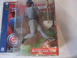 Chicago Cubs Sammy Sosa 21 Grey Jersey Variant McFarlane Figure Series 1 NOS GRY - $21.77