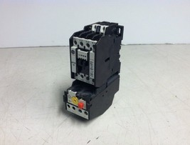 GE General Electric 25A 900Vac Contactor CR7CA w/Overload Relay CR7G1TF - $37.50