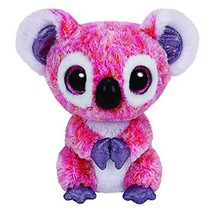 "Pyoopeo Original Ty Boos 6"" 15cm Kacey the Pink Koala Plush Regular Soft... - $8.99"