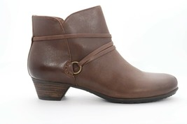 Abeo Maya Booties Brown  Women's Size US  11  Neutral Footbed()4943 - $85.00