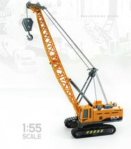 Bandi Toys Construction Heavy Equipment Vehicle Car Crane Dump Truck Toy Set image 2