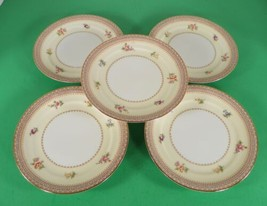 Meito China Asama Shape MEI299 Bread and Butter or Side Plate (s) LOT OF 5 - $20.79