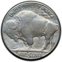 1924S Buffalo Nickel 5¢ Coin Lot# A 268 image 2