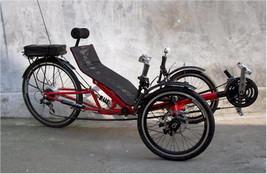 Electric Recumbent Tricycle, recumbent trike, Recumbent bicycle, Electri... - $2,649.00