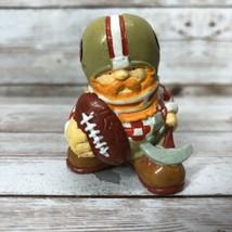 """Vintage 1983 NFL Huddles San Francisco 49'ers PVC Figure Mascot 2"""" Hong Kong - $123.70"""