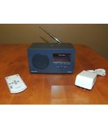 Tivoli Audio Albergo  AUX Bluetooth Clock Radio with Remote - Works well - $74.83