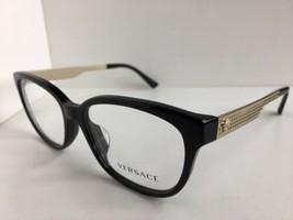New Versace Mod. 4032 Black  54mm Eyeglasses Frame Italy #9 - $189.99