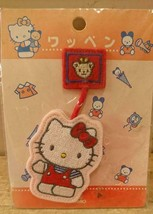 Sanrio Vintage Hello Kitty Embroidery Patch New Cute Rare - $54.47