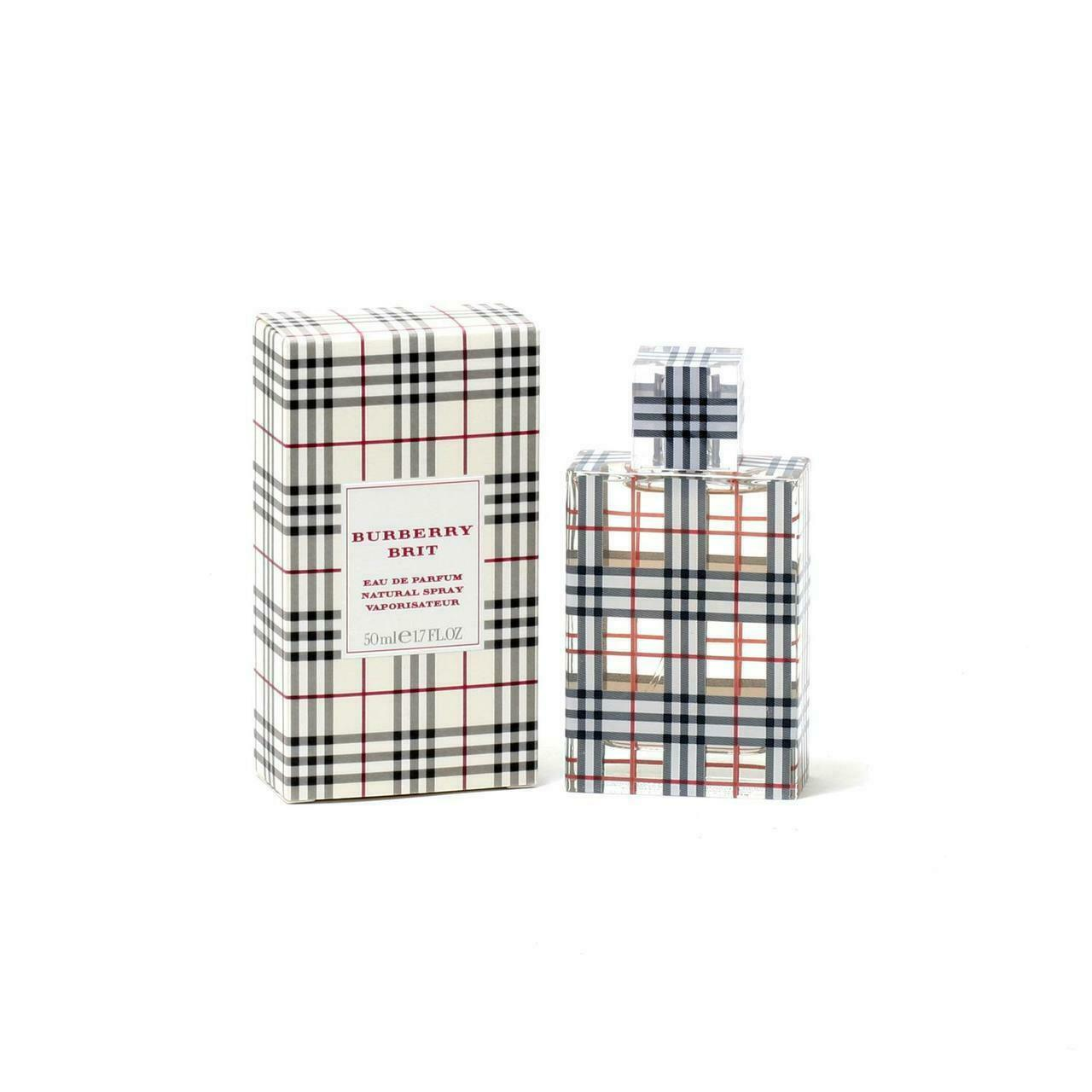 Primary image for Burberry Brit Ladies - Edp Spray 1.7 OZ