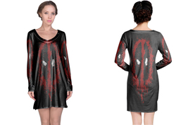 NIGHTDRESS Deadpool Splatter with Black - $20.99+