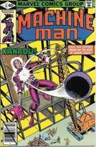 Machine Man Comic Book #13 Marvel Comics 1980 VERY FINE - $5.94