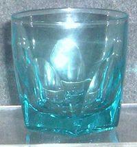 Hazel ATLAS-- Capri Gothic Glass Tumbler - $8.95