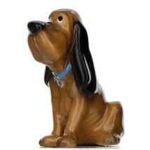 Hagen Renaker Dog Bloodhound Ceramic Figurine image 3