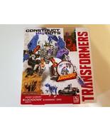 NEW TRANSFORMERS Construct-Bots Dinobot Warrior LOCKDOWN Hangnail 57 Pie... - $11.99