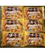 6 Brach's Pumpkin Pie Candy Corn, 8oz Each Best by 07/2020 - $51.43