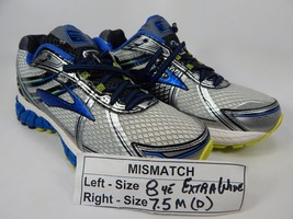 MISMATCH Brooks GTS 15 Size 8 4E EXTRA WIDE Left & 7.5 M (D) Right Men's Shoes