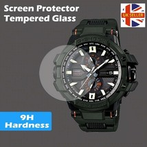 Watch Glass Protector Tempered Glass for Casio G Shock Edifice Multiple ... - $13.54