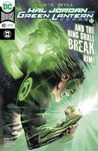 Hal Jordan and the Green Lantern Corps #40 DC Comics First Print NM - $2.96