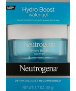 Neutrogena Hydro Boost Hyaluronic Acid Hydrating Water Gel Daily Face Mo... - $14.01