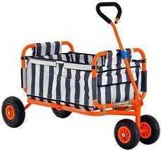 Sandusky 5 cu. ft. Folding Utility Cart - $137.91