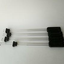 Staykabob Skewer Forks 4-Pieces Black Handle - $33.59