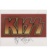 Ace Frehley Kiss (Band) SIGNED + Photo COA Lifetime Guarantee - $119.99