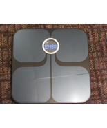 Fitbit Aria Black Smart Scale Wi-Fi Wireless Fitness Tracker FB201B  - $44.57