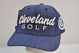 Cleveland Golf Black Baseball Cap NWT Adjustable Strap - $26.99