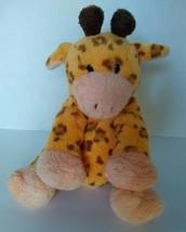 Ty Pluffies Orange Giraffe Plush Towers 2004 Beanie Baby Stuffed Animal ... - $11.38