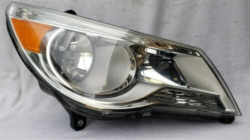 09-12 Volkswagen VW Routan Halogen Headlight Head Light Lamp Pssgr Right Side RH