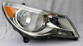 09-12 Volkswagen VW Routan Halogen Headlight Head Light Lamp Pssgr Right... - $170.28