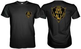 New Jersey State Police Black Tshirt Sz. S, M, L, Xl, 2XL, 3XL - $20.30+