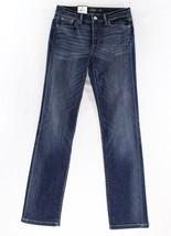Lauren Ralph Lauren Women's Blue Denim Slimming Straight Leg Super Stretch Jeans - $46.67