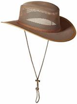 Stetson Men's Mesh Covered Hat XX-Large Beaver - $79.99