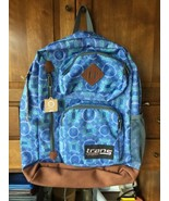 "Trans by Jansport 17.7"" Transfer Backpack - Crystal Kaleidoscope W/Lapto... - $21.68"